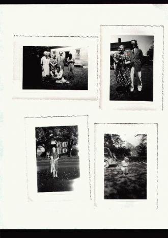 Warner/ Winston Families