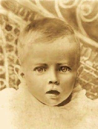 Baby Edward John Sheridan