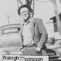 Raliegh E. Thompson