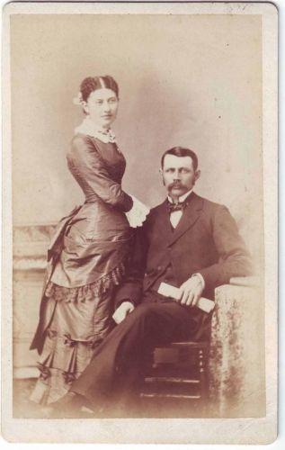 Alexander & Ida Weagant
