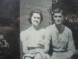 Valera Williams & Glenn Heath, KY 1942