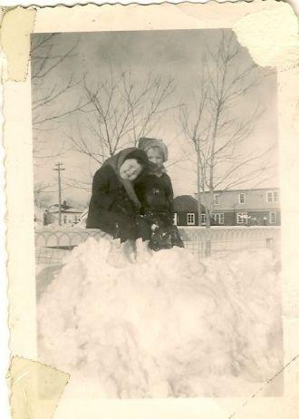 Debbie Reeve & Martha Karsnia