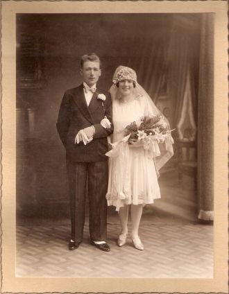 Herbert and Winifred Reeks