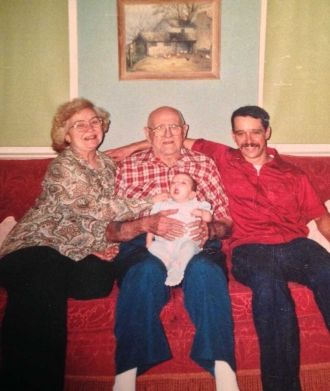 Lippincott Family - 4 Generations