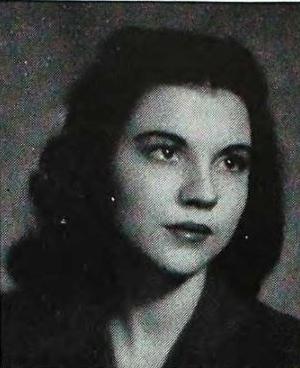 Marjorie  Moehlenkamp - 1947 Lindenwood College