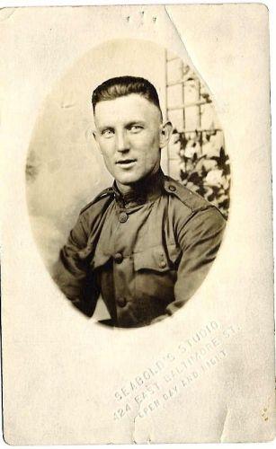 Pvt George E Neher