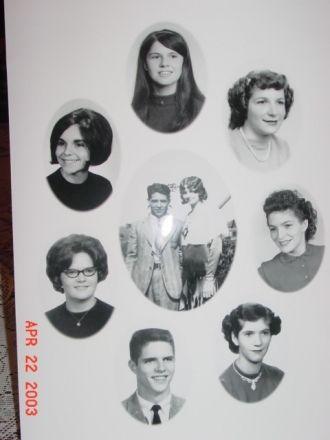 Fritz & Edna McCray's Children