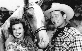 Roy Rogers, Dale Evans 1950's