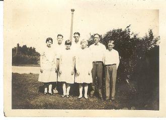 Gund Gundstine, Lou, Harry, Otto Ness