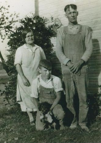Raymond Paul Cline family