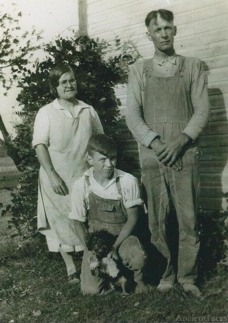 Raymond Paul Cline family