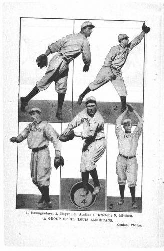 Baumgartner  a Baseball player