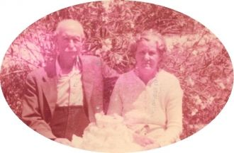 William Eli and Francis Ann Johnson