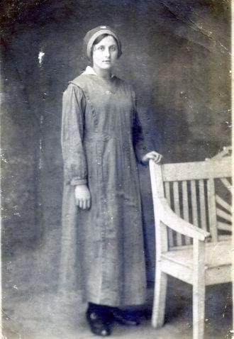 Rose Elizabeth Harrison