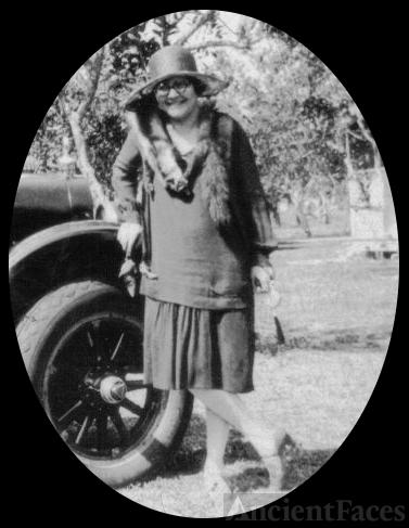 Mary Pauline Davis