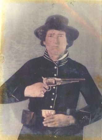 Thomas Lewis Harp, Civil War