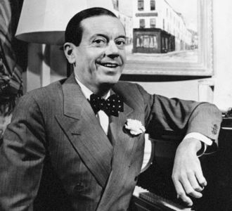 A photo of Cole Porter