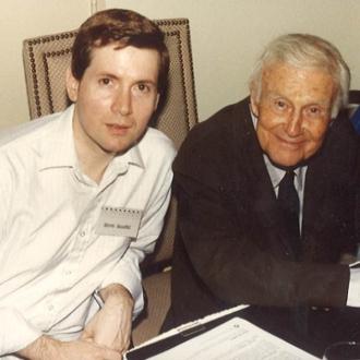 Lew Ayres and Steve Randisi