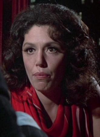 Barbara Colby - Character Actress.
