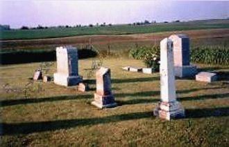 Sheppard Family Gravestones