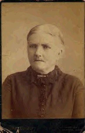 Martha Ann Sinyard Owen, 1800's