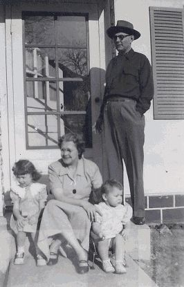 L J and Mabel Ray Deel