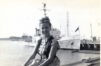 Marjorie Ruth (Elkins) Kruszewski