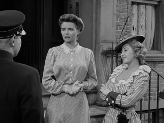 Joan Blondell, Dorothy McGuire & Lloyd Nolan