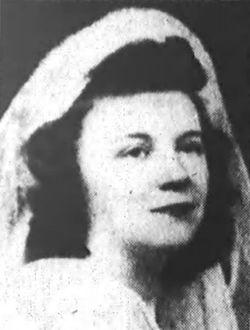 """Elizabeth """"Betty"""" (Wheeler) Stafford"""