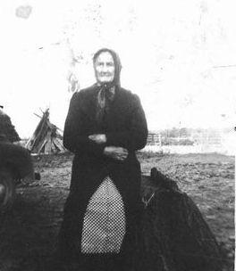 Grandma Burchette (Jarrell)