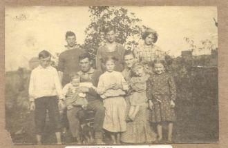 The James B. Couch and Alice Boulton Family