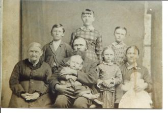 Levander Deal family