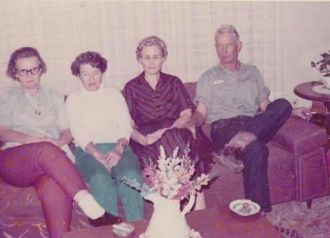 Luther, Ruby, Jewell, and Pearl Sikes