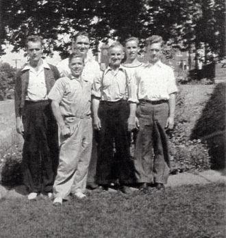 Drew family photo