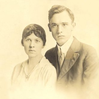 Madelyn Slee and Elwyn Clark Parlin