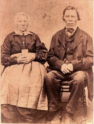 Johann Lenz and Anna Maria Barbara Molitor