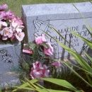 Maude Bunch Chitwood's Headstone