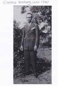 Clarence William Nordberg