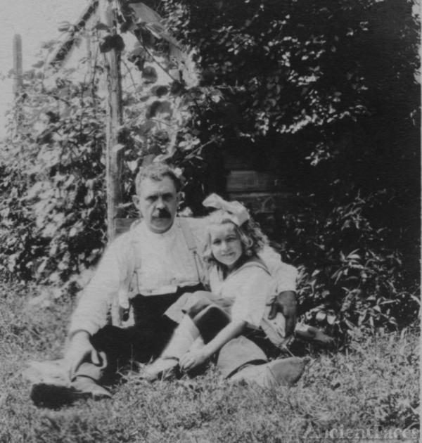 Abram and Dorothy Van Kleeck