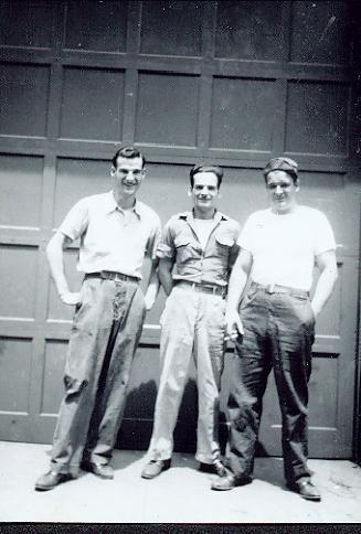 Frank, Louis, & Frederick Schreiner, 1940