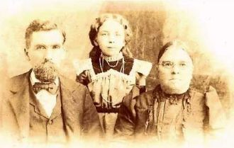 James Harvey Harris Family
