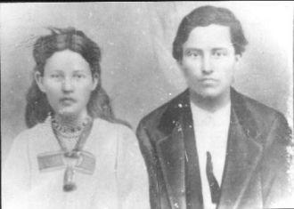 Noah L. and Rhoda E.(Turner) Johnson