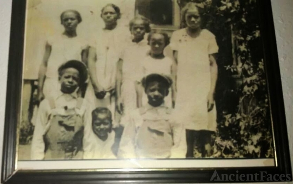 Lorene C Dawson family