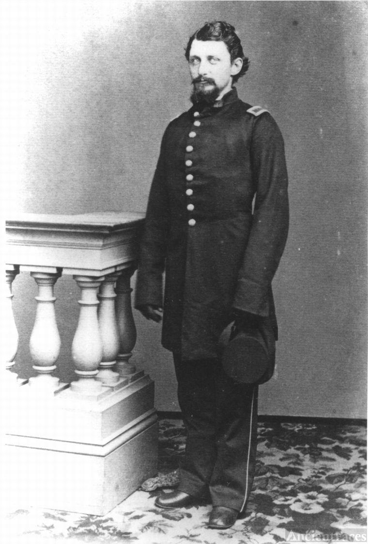 Colonel Caleb Henry Carlton