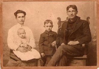 Jake Layman Family