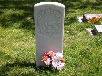Benjamin E. Middleton Gravesite