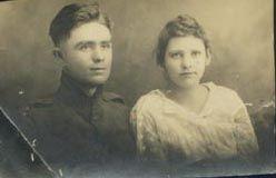 Calvin Henry Schultz & Ethel I. Inlow