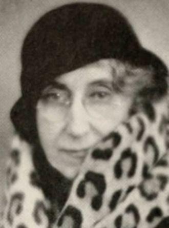Marie Louise Stahl, Ohio, 1932