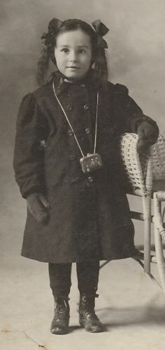 Annie Dolva Parsons