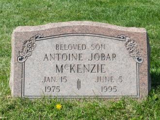 Antoine J Mckenzie